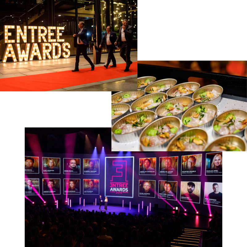 entree awards